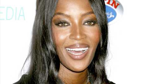 Naomi Campbell n'en a pas encore fini avec la mode