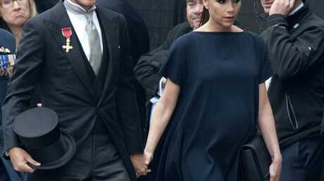 Les Beckham : trop classes au mariage de William