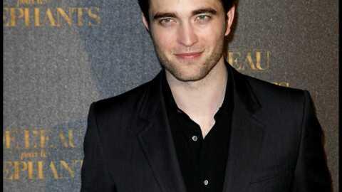 Robert Pattinson: les filles, il est à Paris