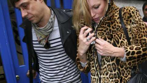 Kate Moss a perdu sa bague à 3 000 euros