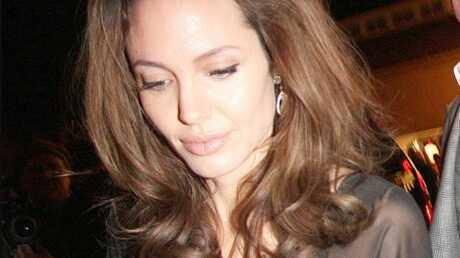 Angelina Jolie Son appel à l'aide