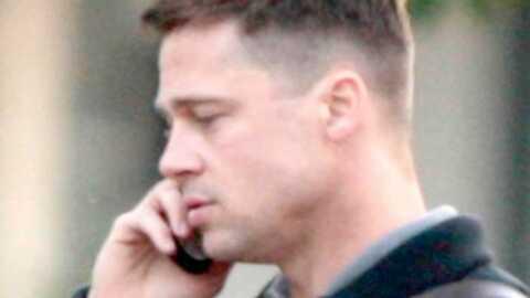 Brad Pitt C'est quoi cette coupe?!