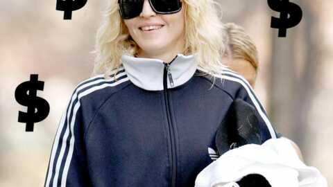 Madonna Riche comme Crésus