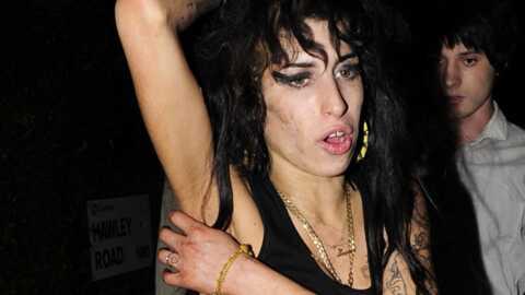 Amy Winehouse a encore frappé quelqu'un