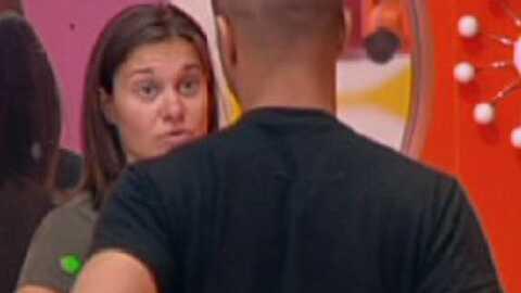 Secret Story 2: Engueulade entre Hayder et Samantha