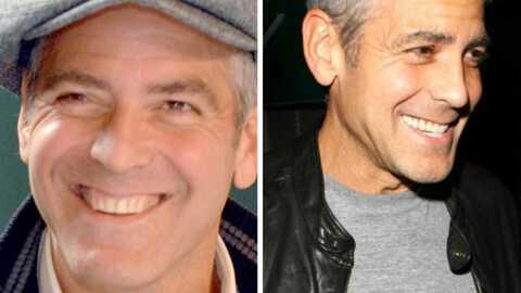 George Clooney Tiens, il a changé un truc!