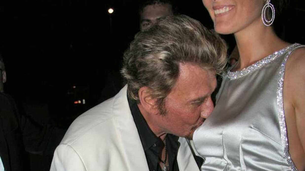 Johnny & Laeticia Hallyday Toujours l'amour fou!