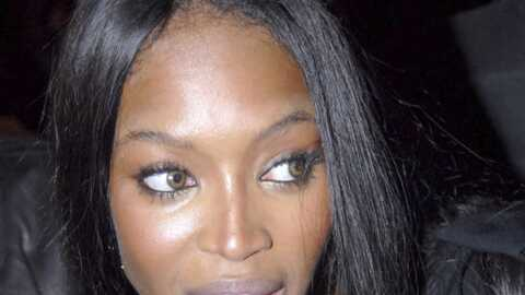 Naomi Campbell Sur le grill