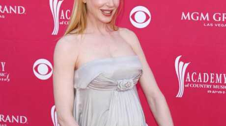Nicole Kidman Un petit gars?