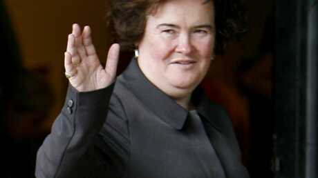 Susan Boyle prête à craquer