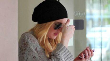 Bracelet anti-alcool: Lindsay Lohan appelle Chanel à l'aide