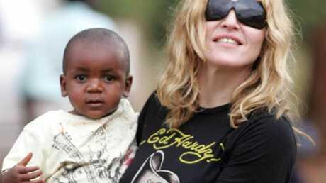 Madonna a atterri au Malawi pour une seconde adoption