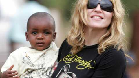 David, le fils adoptif de Madonna: retour attendu au Malawi
