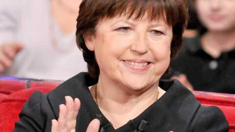 Martine Aubry, de nouveau sur le canapé de Michel Drucker