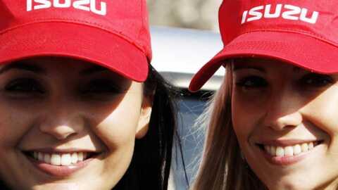 Valérie Bègue et Alexandra Rosenfeld au Rallye des Gazelles