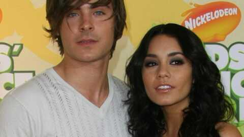 Zac Efron et Vanessa Hudgens ensemble aux Kids Choice Awards