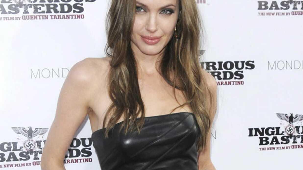 Angelina Jolie: la méchante de la Belle au bois dormant?