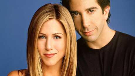 Jennifer Aniston a vexé David Schwimmer