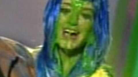 VIDEO Kids' Choice Awards 2010: Katy Perry visqueuse