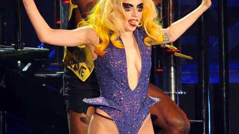 VIDEO Lady Gaga fête son anniversaire sur scène