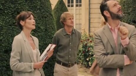 VIDEO Carla Bruni dans la bande annonce de Midnight in Paris