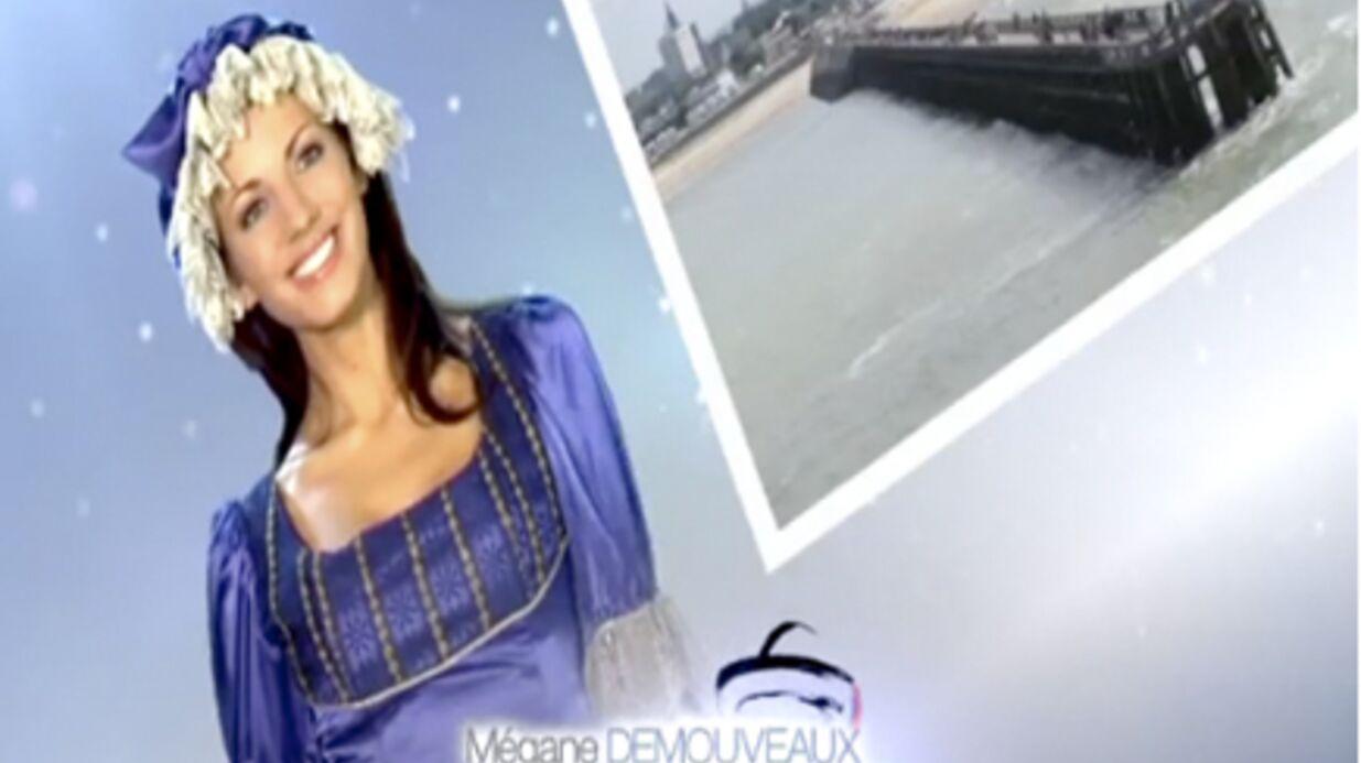 Miss Nationale: une candidate photographiée avec un poney!