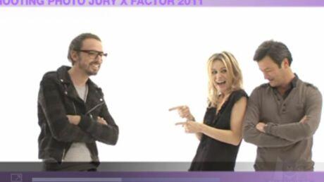 VIDEO X Factor: les jurés parlent!