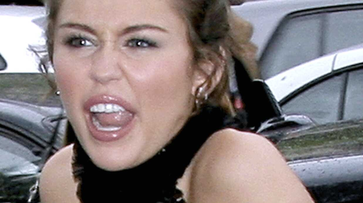 Miley Cyrus: malade de la grippe A