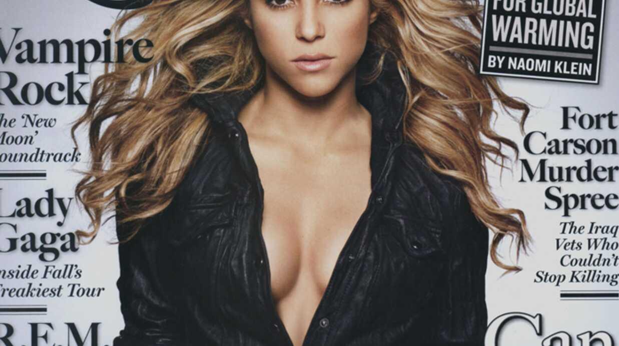 Shakira: confessions sur ses projets d'enfant