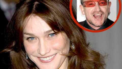 Carla Bruni En duo avec Bono