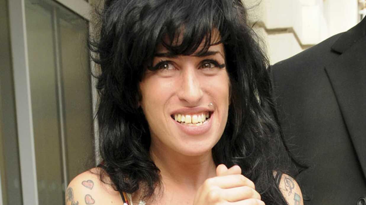 Amy Winehouse de retour à Sainte-Lucie