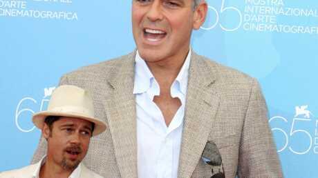 Selon Brad Pitt, George Clooney aime les chippendales