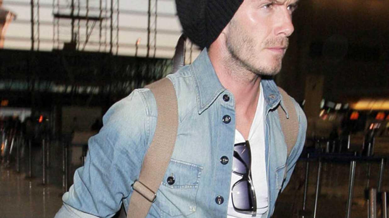 David Beckham: touché par un deuil familial