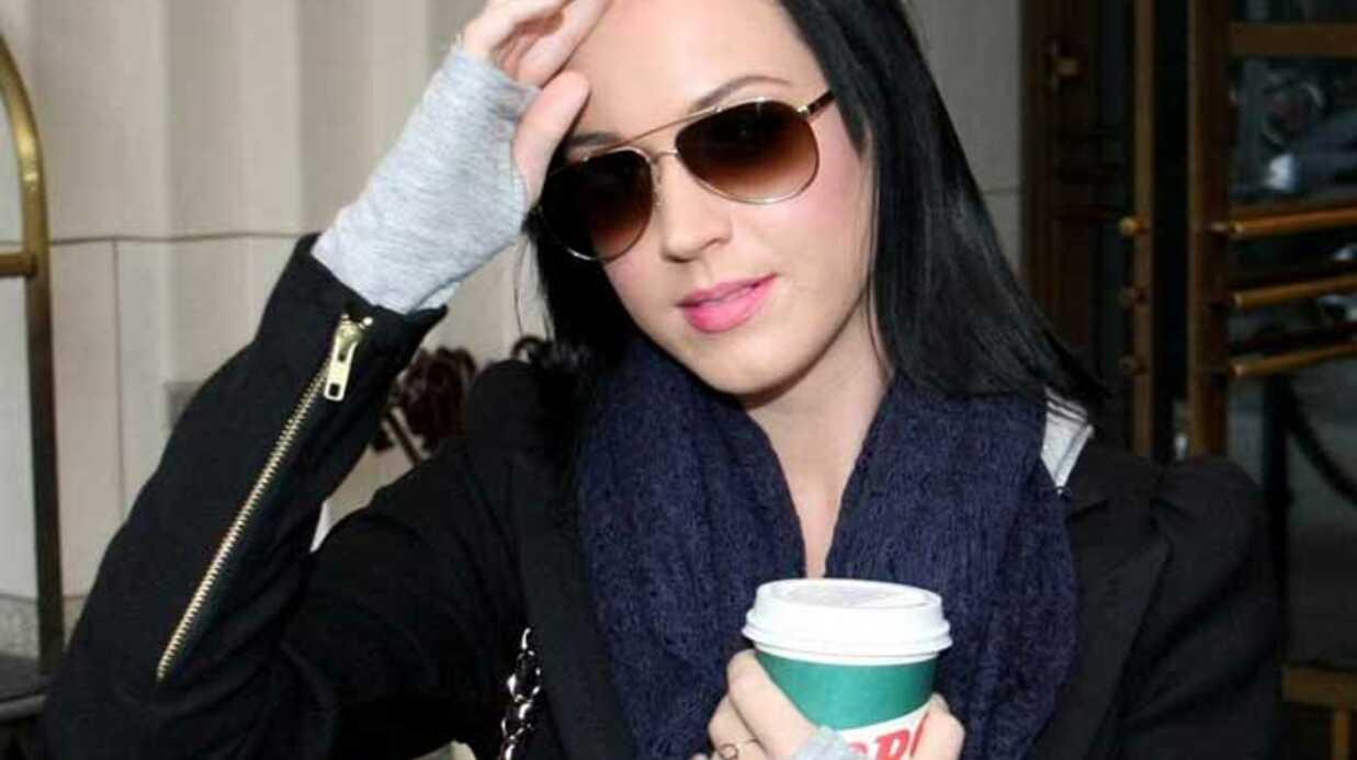 Katy Perry ne twitte pas si elle a bu