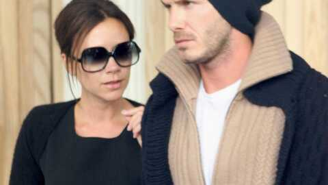 David et Victoria Beckham séparés… ponctuellement