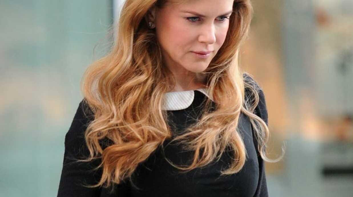 Nicole Kidman n'est pas enceinte