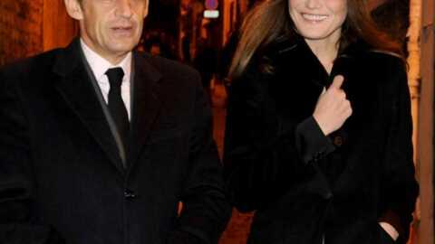 Nicolas Sarkozy et Carla Bruni: romantiques noces de coton