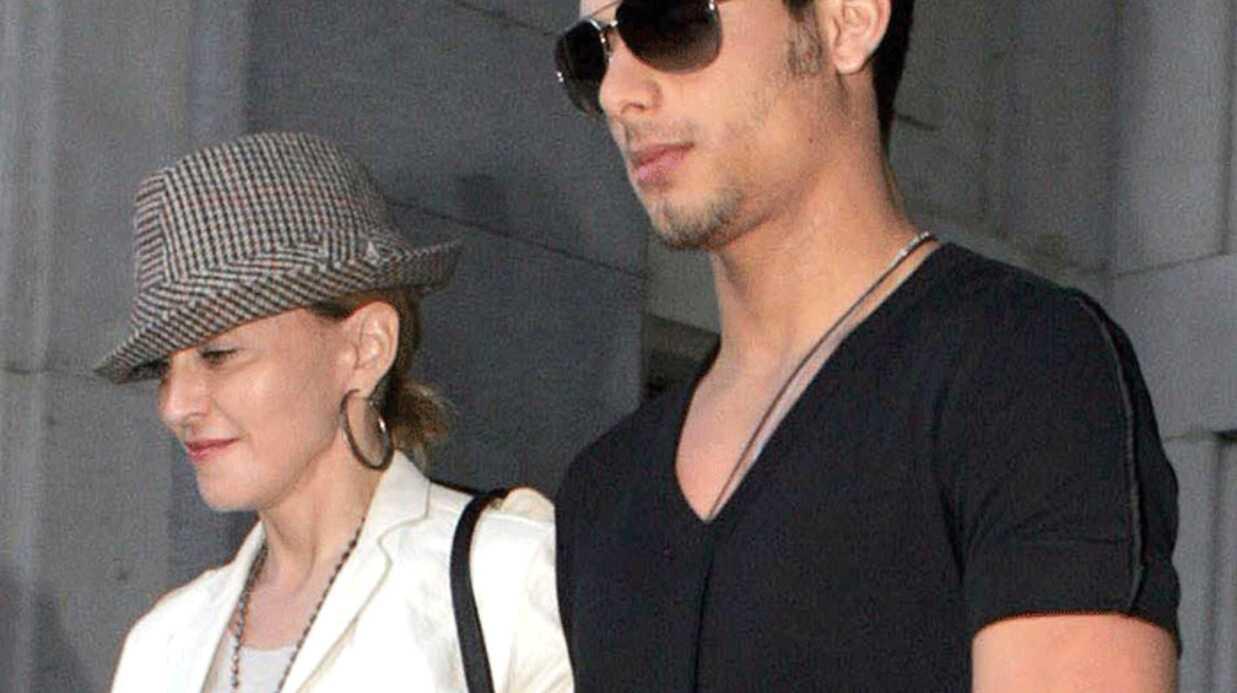 Madonna plaquée par son toyboy Jesus Luz