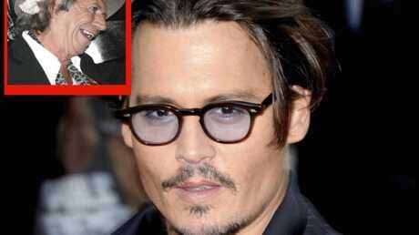 Johnny Depp: un documentaire sur Keith Richards