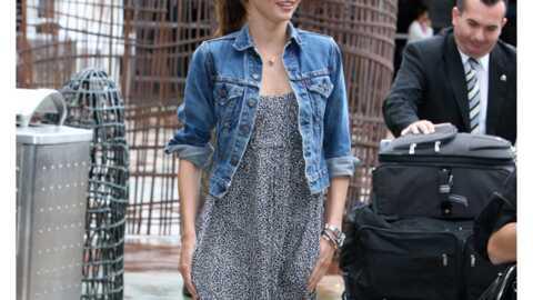 LOOK Miranda Kerr amorce la tendance de ce printemps
