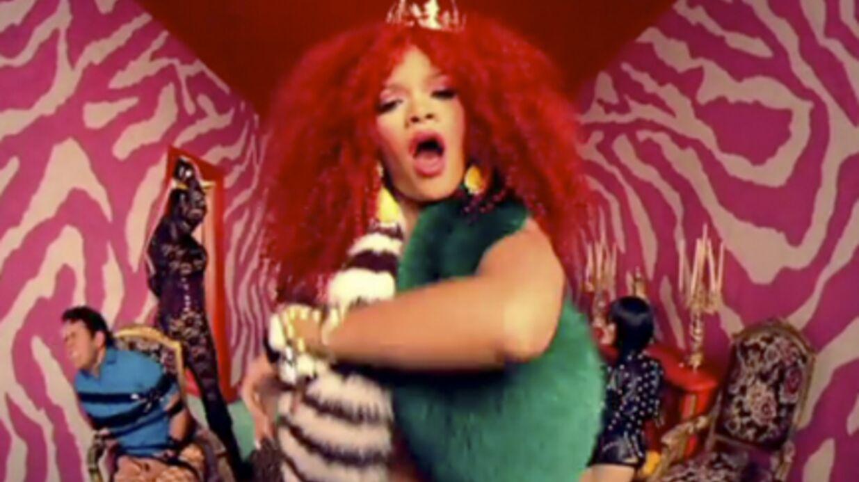 Le clip SM de Rihanna censuré par 11 pays