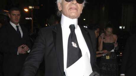 Karl Lagerfeld choque avec ses déclarations sur la fourrure