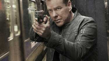 Jack Bauer en stand-by