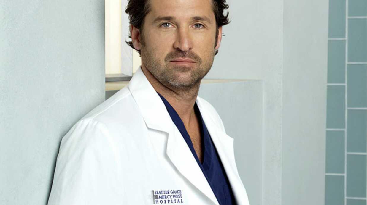 Patrick Dempsey critique les anciens de Grey's Anatomy