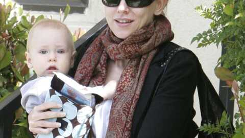 Naomi Watts attend son second enfant