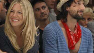 Avec Sienna Miller?