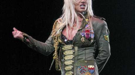 Britney Spears débarque à Paris pour le Circus Tour