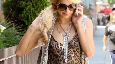 Paris Hilton arrêtée en Afrique du Sud