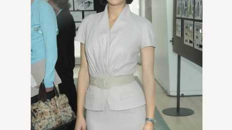 LOOK Marion Cotillard, une petite reine délicieusement féminine