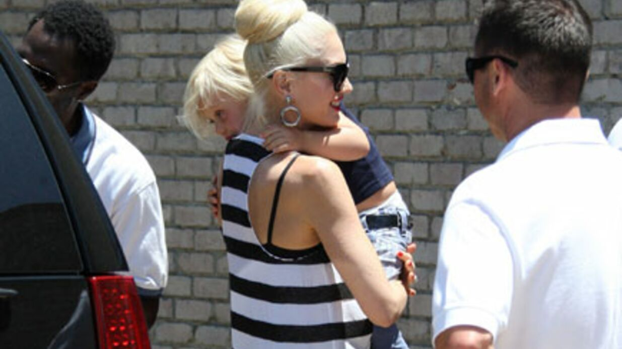 Le fils de Gwen Stefani emmené d'urgence à l'hôpital